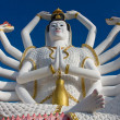 Stock Photo: Statue of Shiva