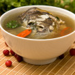 Foto Stock: Fresh-soup