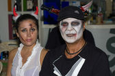 Halloween In Pattaya — Stock Photo