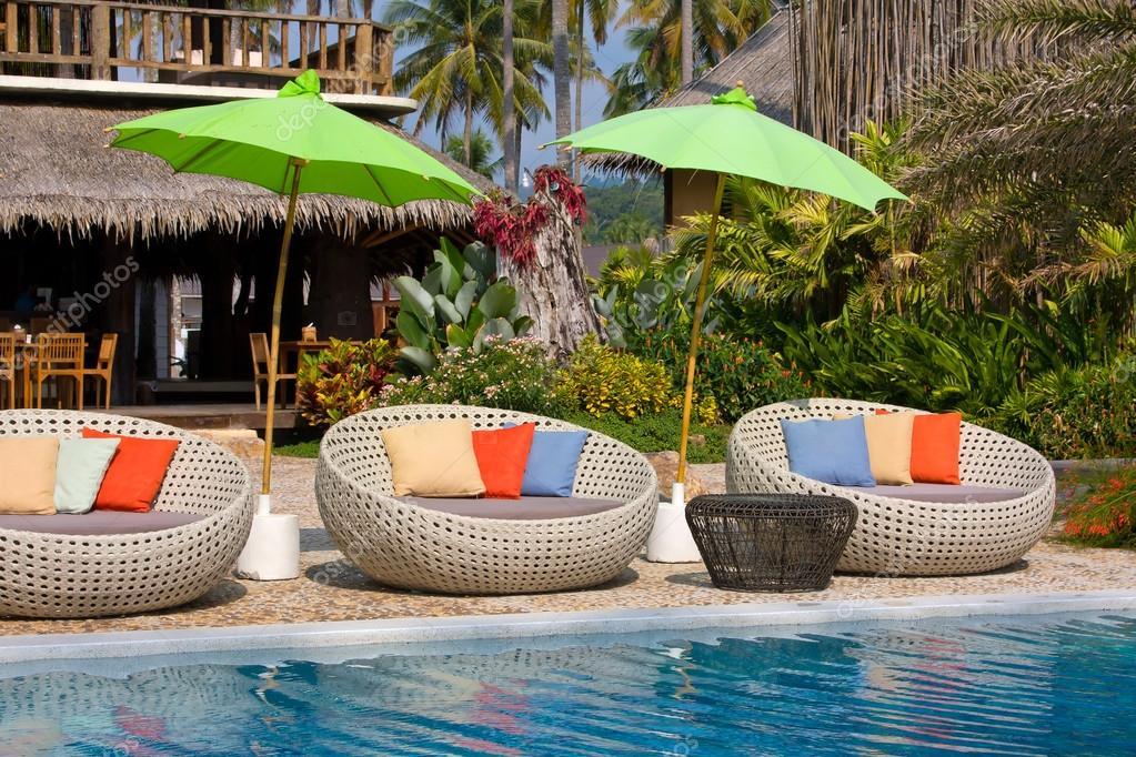 Beautiful swimming pool thailand stock photo olegdoroshenko 12714633 - Glamorous swimming pool with affordable budget ...
