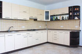 厨房内部 — 图库照片