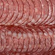 Stock Photo: Sliced ​​sausage