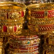 Royalty-Free Stock Photo: Colorful indian bangles
