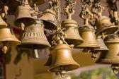 Campana del templo hindú — Foto de Stock
