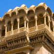 Stok fotoğraf: Haveli (mansion) in Jaisalmer, India