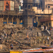 VARANASI, INDIA - Stock Photo