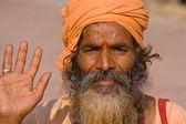 Indian idas välkomnar — Stockfoto
