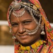 Stock Photo: Portrait indian woman