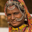 图库照片: Portrait indian woman