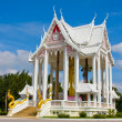 White Temple — Stock Photo #17837811