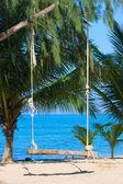 Beautiful tropical beach, Thailand. — Stock Photo