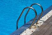 Luxurious swimming pool — Stock Photo