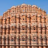 Hawa mahal è un palazzo a jaipur, india — Foto Stock