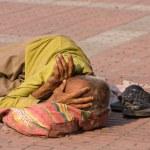 Постер, плакат: Poor in Haridwar India