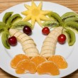 Foto Stock: Fruit Salad