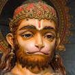 Hanuman statue — Stock Photo