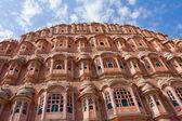 Hawa Mahal is a palace in Jaipur, India — Stock Photo