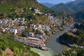 Devprayag, Uttarakhand, India. — Stock Photo