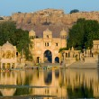 Gadi Sagar Gate, Jaisalmer, India — 图库照片 #19975467