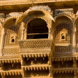 Haveli in Jaisalmer, Rajasthan, India — Stock Photo #20195249