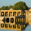 Stock Photo: Gadi Sagar Gate, Jaisalmer, India
