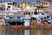 PUSHKAR, INDIA — Stock Photo