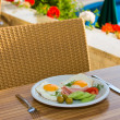Stockfoto: Food on table