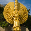 Statue of Buddha in Hua Hin, Thailand — Stock Photo #21468463