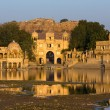 Gadi Sagar Gate, Jaisalmer, India — Stock Photo #21469119
