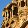 Haveli in Jaisalmer, Rajasthan, India — Stock Photo