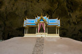 Pavillon in Phraya Nakorn cave nearby Hua Hin, Thailand . — Stock Photo