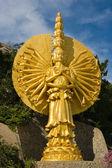 Statue of Buddha in Hua Hin, Thailand — Stock Photo