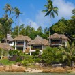 Tropical beach house , Thailand — Stock Photo #22601511