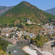 Devprayag. Uttarakhand, India. - Stock Photo