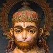 Hanuman statue in Rishikesh, India - Stock Photo