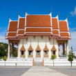 Hua Hin Temple — Stock Photo