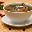 Fresh-soup — Stock Photo #24999855