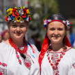 Parade Victory on May 9, 2013 Kiev, Ukraine — Stock Photo