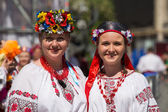 Parade Victory on May 9, 2013 Kiev, Ukraine — Stock fotografie