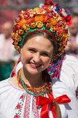 Parade Victory on May 9, 2013 Kiev, Ukraine — Stock Photo