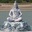 Shiva statue in Rishikesh, India — Stock Photo #26189757