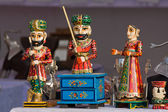 Statuette in market, Pushkar, India — Stock Photo