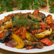 Roasted vegetables — Stock Photo #26732155