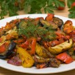 roasted vegetables&quot — Stock Photo #26732155