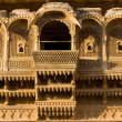 Haveli in Jaisalmer, Rajasthan, India — Stock Photo #28137055