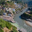 Devprayag. Uttarakhand, India. — Stock Photo #28917871