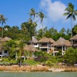 Tropical beach house , Thailand — Stock Photo #28919681