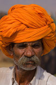 Pushkar Fair ( Pushkar Camel Mela ) Rajasthan, India — Stock Photo