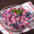 Strawberries and blueberries — Stock Photo #29713001
