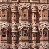 Hawa mahal jest palace w jaipur, india — Zdjęcie stockowe